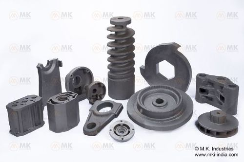 Alloy Cast Iron Castings