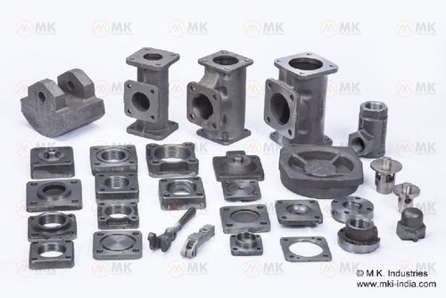 Machined Sg Iron Castings