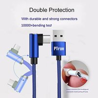 pTron Solero Lite Type-C Fast Charging USB Cable 1-Meter in Length