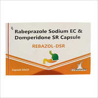 Rebeprazole Sodium EC And Domperidone SR Capsules