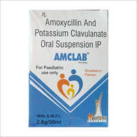 30 ML Amoxycillin And Potassium Clavulanate Oral Suspension IP