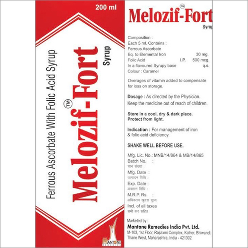 Melozif fort
