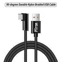 pTron Solero Lite Fast Charging Type-C USB Cable 1-Meter in Length