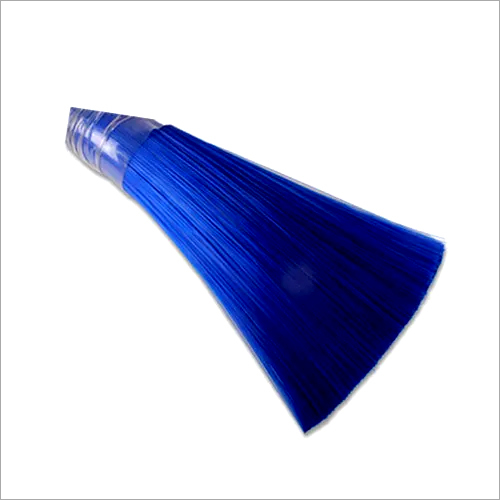 Blue Nylon Yarn Bristle Broom
