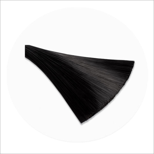 Monofilament Black Yarn Brush