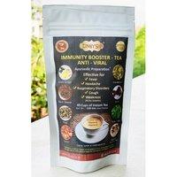 100 gm Zingysip Immunity Booster Tea - Anti Viral Tea - Ayurvedic Herbs With Vitamin A & D