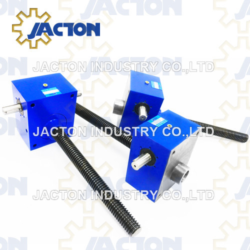 Custom Italy 5 Ton Machine Screw Jack Lift
