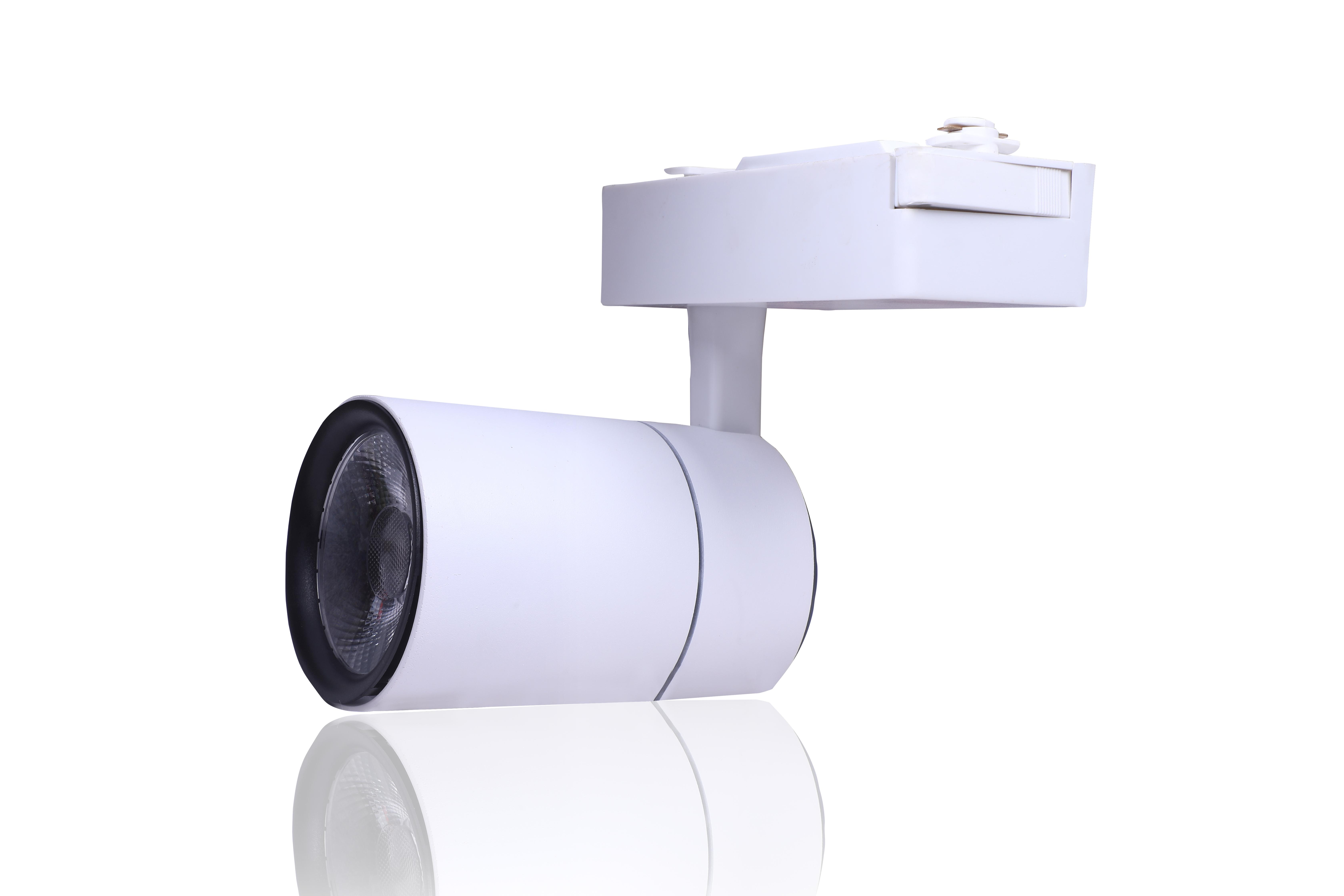 Lens Type LED Track Light