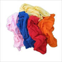 Cotton T-Shirt Waste Cloth
