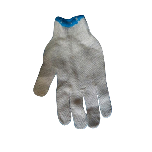100 Percent Cotton Knitted Gloves