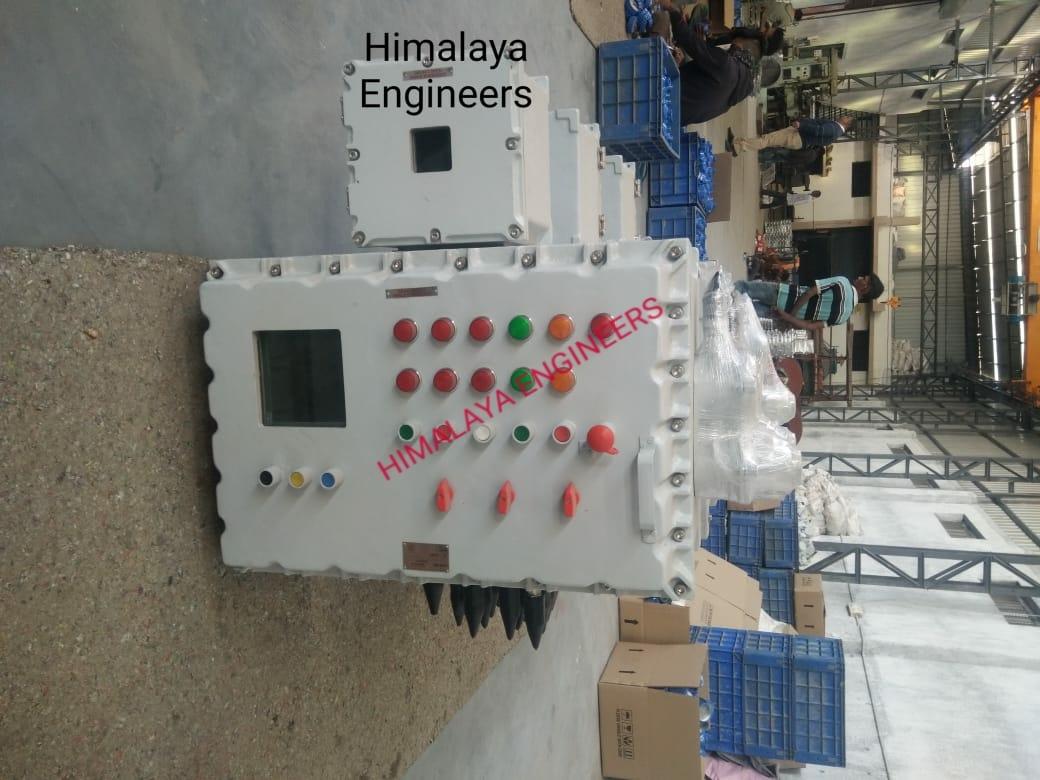 Flameproof Control Panel