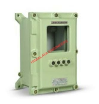 Flameproof Instrument Enclosure