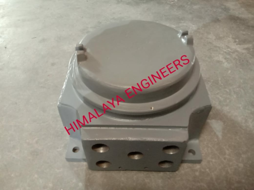 Flameproof Junction Box And Flameproof Enclousers