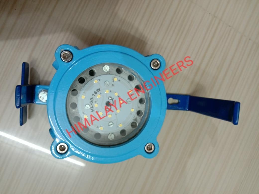Flameproof LED Hand Lamp