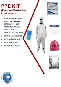 Personal Protection Kit Ppe Kit
