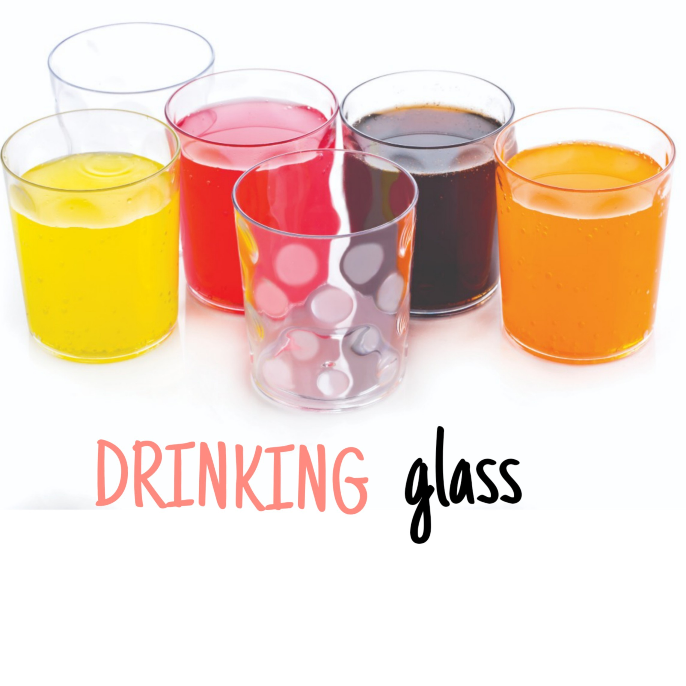 330 ml Drinking Glass