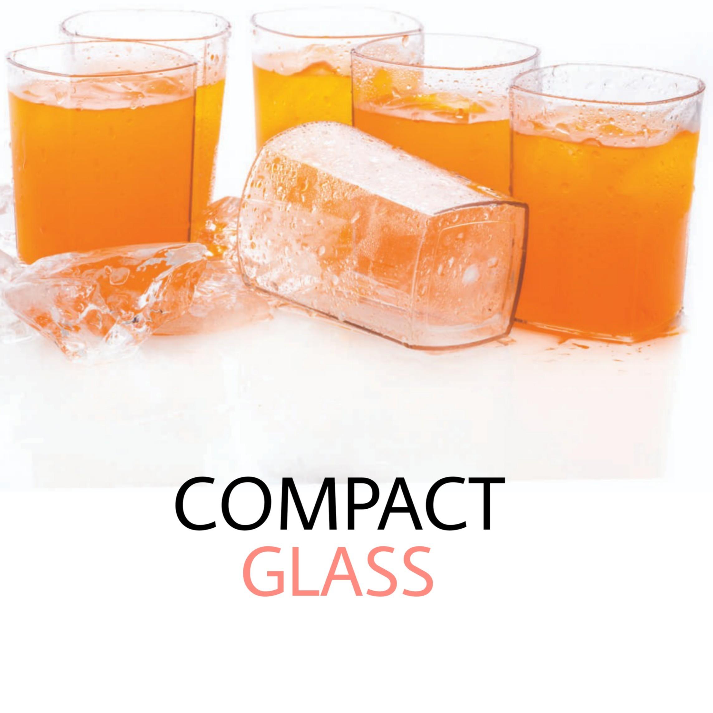 310 ml Plain Glass