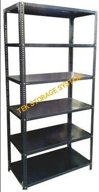 Slotted Angle Storage Rack System