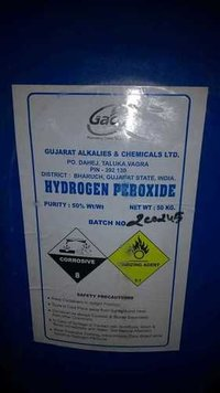 Hydrogen Peroxide Chemical