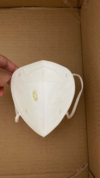 Ffp2 N95  Kn95  Valve Face Mask Particulate  Dust Respirator Mask