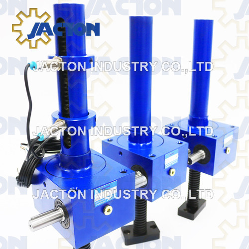 2.5 ton Precision screw jacks (cubic design)
