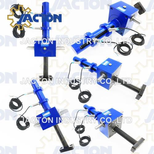 2.5 ton Precision screw jacks (cubic design)