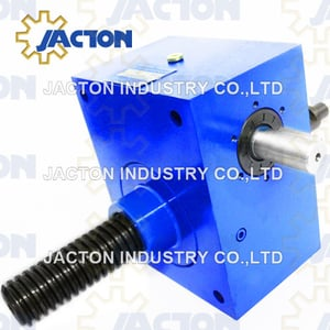 25 Ton cubic-type screw jacks are lifting elements