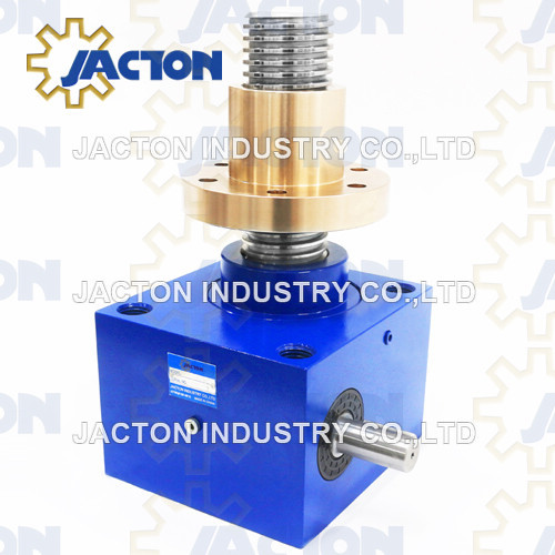 Cubic Worm Gear Screw Jack
