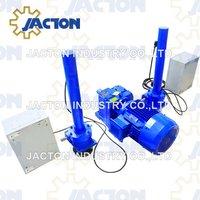 high capacity electric screw jacks 20 ton capacity 2 foot electric actuators