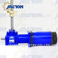 2 tons motorized screw jack motor capacity 48 in electrical screw lift
