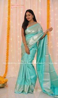 surat Banarasi Silk Saree