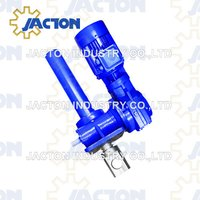 25 tons electrical screw jack actuator 4kw power heavy duty electric actuators