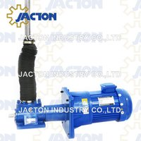 heavy duty electric screw jacks 100 kN force 1180mm electric screw jack lift