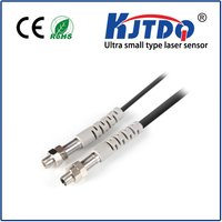 M4 Laser photoelectric sensor through beam type