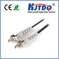 M6 Laser photoelectric sensor through beam type