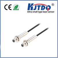 M8 Laser photoelectric sensor through beam type