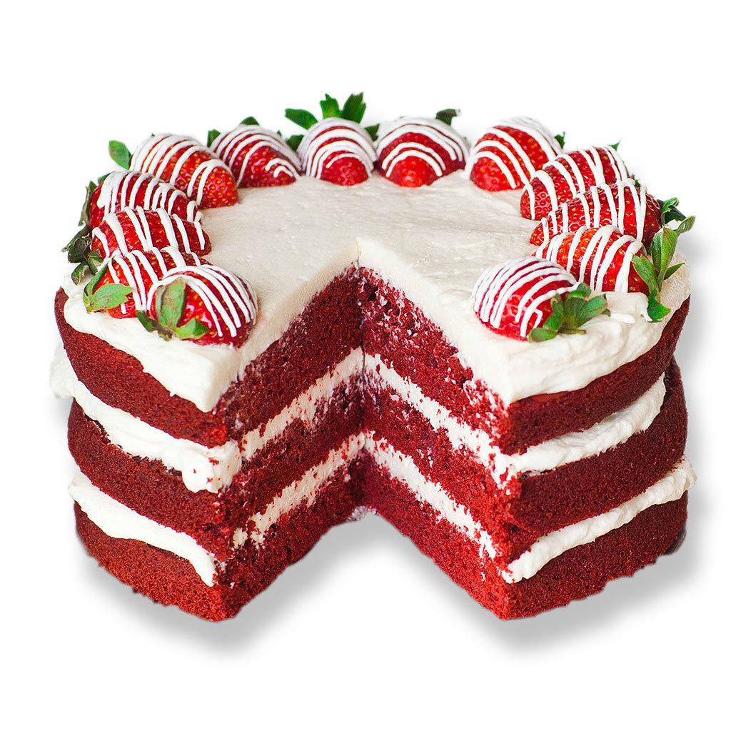Egg-less Red Velvet Cake Premix