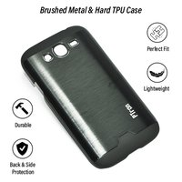 pTron Metallic Hard Back Case for Samsung Galaxy Grand Neo Plus