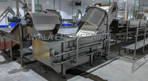 Mango Pulp Processing Line