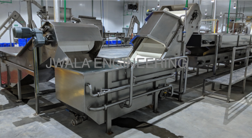 Mango Washing, Sorting and Grading Machinery