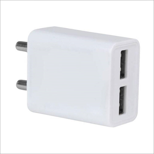 Double Usb Port Mobile Charger