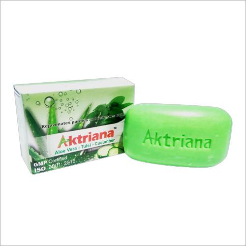 Ayurvedic Aloe Cucumber Soap