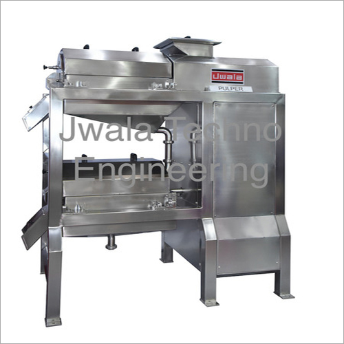 Mango Pulp Making Machine