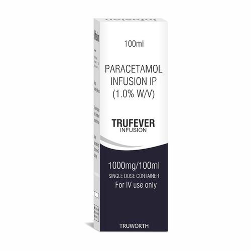 Truworth Trufever Infusion (PARACETAMOL INFUSION)
