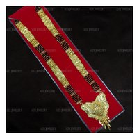 Latest Stylish Design Gold Plated Mangalsutra