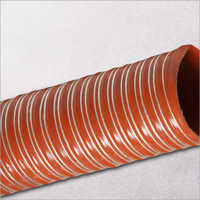 Two Ply Fiberglass-silicone Coated Hose Pipe