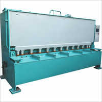 SS Plate Cutting Machine