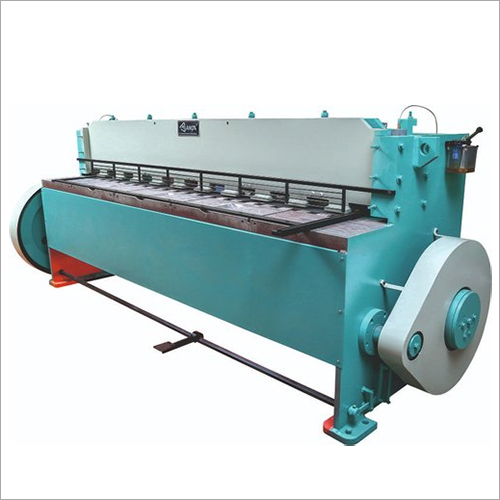 Mechanical Sheet Cutting Machine
