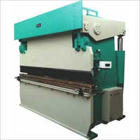 Semi-Automatic Hydraulic Press Brake Machine
