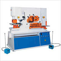 Three Phase A-IW-01 Hydraulic Iron Worker Machine